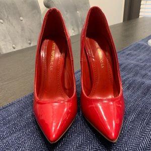 """4"""" Red Stiletto"""